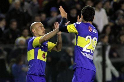 Boca igualó con Argentinos y se clasificó a la final de la Copa Maradona