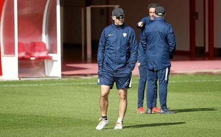 Lista de 23 convocados del Sevilla FC para el Wanda Metropolitano.