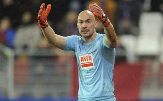 Dmitrovic acumula siete porterías a cero en el Eibar.