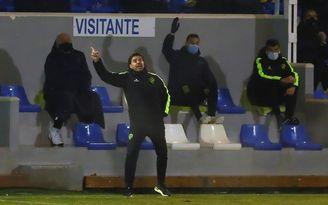 Pablo Machín, cuarto técnico relevado de la campaña