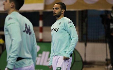 Aplazado el encuentro del Betis Futsal