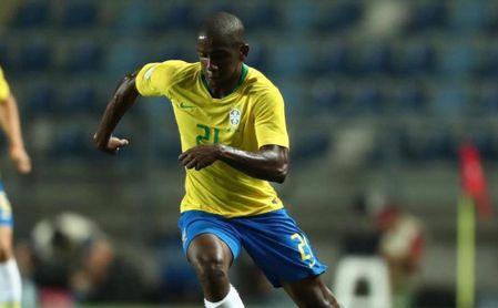 Jonas Toró es internacional con las inferiores de Brasil.