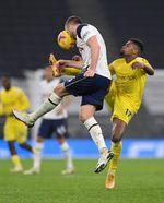 El Tottenham regresa a la irregularidad