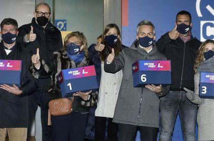 Laporta, Font y Freixa proclamados candidatos