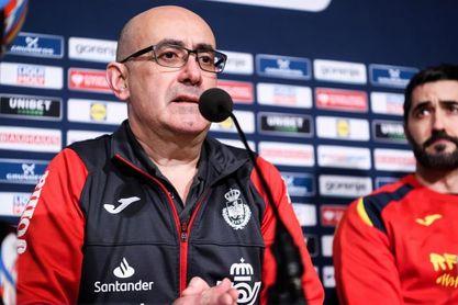 """Ribera: """"Veo al equipo bien para el debut"""""""