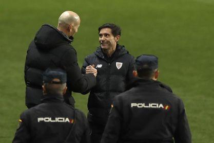 """Zidane: """"Cuando las cosas no salen bien hay que trabajar e insistir"""""""