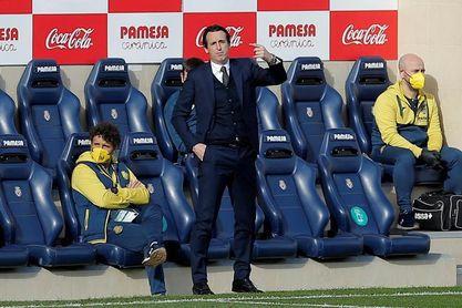 """Emery: """"Respetamos mucho al rival y a esta competición"""""""