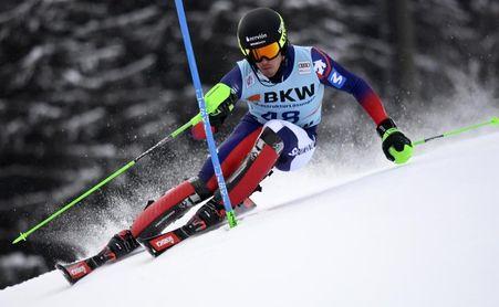 """Juan del Campo: """"Algo cabreado estoy, pero el esquí está ahí y estoy muy cerca"""""""