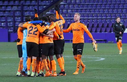 El Valencia no falta a su cita con los octavos de Copa desde 2004