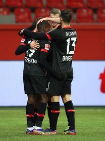 Diaby y Wirtz le dan el triunfo al Leverkusen sobre el Dortmund