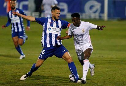La Copa deja marcado a Vinicius