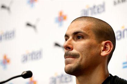 El exinternacional uruguayo Pereira, a punto de firmar para jugar en Peñarol