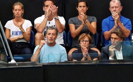 "Mauresmo: ""Me hubiera gustado jugar una final de Grand Slam a cinco sets""."