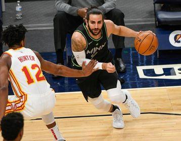 Los Clippers amplían su racha victoriosa y Trae Young encesta 43 puntos