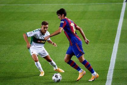 El Elche, a frenar su caída ante un Barcelona agotado y sin Messi