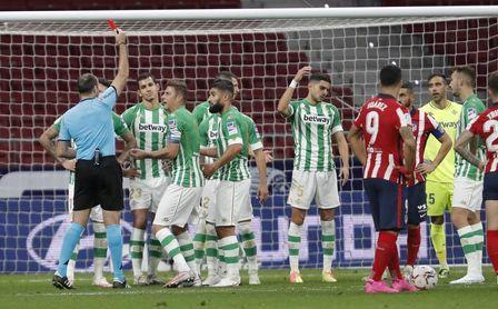 Mateu Lahoz dirigirá el Betis-Real Sociedad.