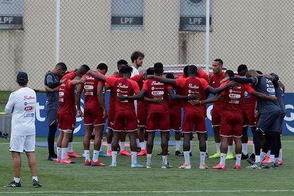 La selección de fútbol de Panamá jugará un amistoso ante su similar de Serbia