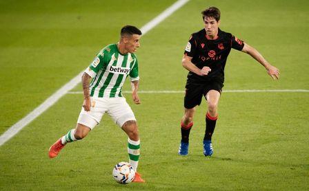 Real Betis-Real Sociedad: hora, TV y cómo seguir online.