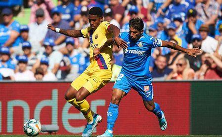 Junior, sin sitio en el Barça, con sustituto en cartera y el Betis por medio