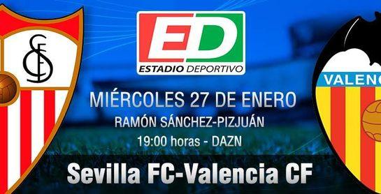 Sevilla FC-Valencia: Entre baile y baile, una Copa