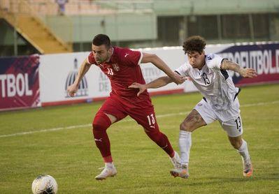 República Dominicana y Serbia empatan sin goles en amistoso