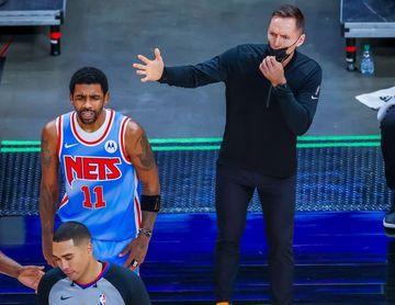 128-132. Durant y Harden vuelven a ser los héroes salvadores de los Nets