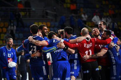 Dinamarca-España y Francia-Suecia, duelo de gigantes en la semifinales