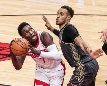 104-101. Oladipo lidera remontada de Rockets y logran cuarto triunfo seguido