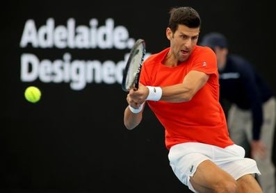 Djokovic y Nadal juegan torneo de exhibición ante Sinner y Thiem en Adelaida