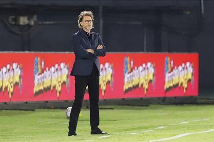 Gareca, preocupado por inactividad de peruanos para reanudar la eliminatoria