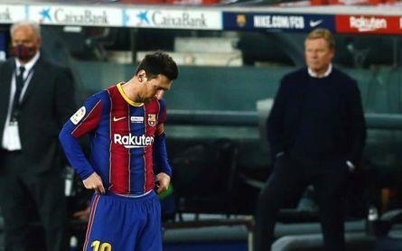 """""""Fue un error no vender a Messi"""""""