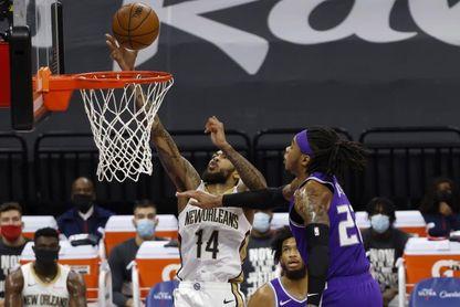 131-126. Ingram y Pelicans pueden con Antetokounmpo y los irregulares Bucks