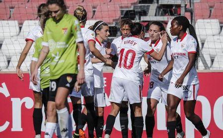 Sevilla FC Femenino 1-1 Santa Teresa: Vuelve a puntuar pero se queda corto.