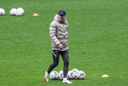 """Simeone: """"Los chicos están todos bien, seguimos adelante"""""""