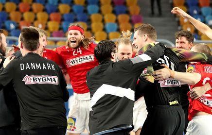 26-24. Dinamarca agiganta su leyenda tras revalidar el título