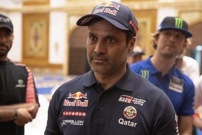 Al-Attiyah, campeón del Rally de Catar