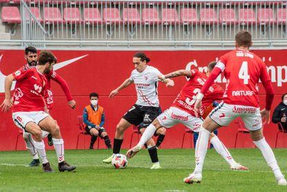 Sevilla Atlético 1-1 Real Murcia: Iván suma y sigue en un filial que da la cara
