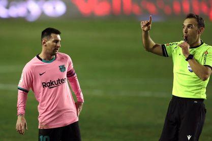 El Mundo: Messi tiene firmado con el Barca el contrato más caro del deporte