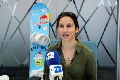 Queralt Castellet quinta en los X Games de Aspen