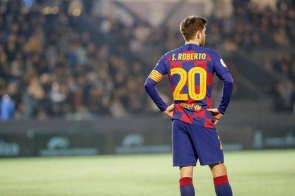 Sergi Roberto vuelve a una lista de convocados dos meses después