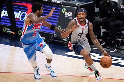 149-146. Westbrook y Beal con los Wizards le ganan el duelo a Durant e Irving de los Nets