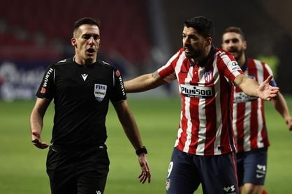 Estrada Fernández sustituye a Cuadra Fernández en el Almería-Sevilla