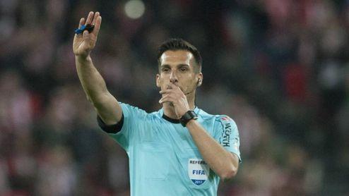El Almería-Sevilla FC cambia a última hora de árbitro