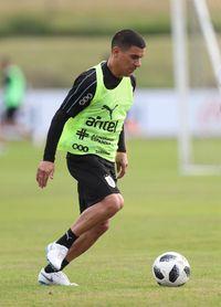 """El exinternacional uruguayo Pereira llega a Peñarol a """"sumar y dar una mano"""""""