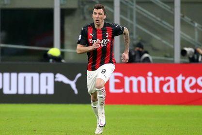 """El Milan, """"all in"""" por el título con Mandzukic y Tomori"""