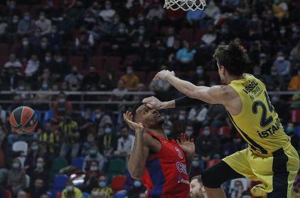 Vesely, el mejor jugador (MVP ) de enero