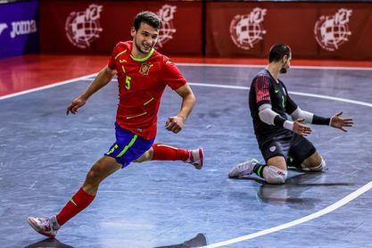 3-1. España supera las circunstancias