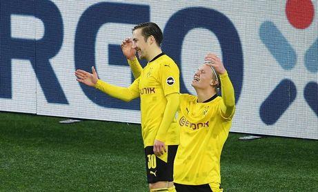 El Dortmund también pasa de ronda... pero en la prórroga.