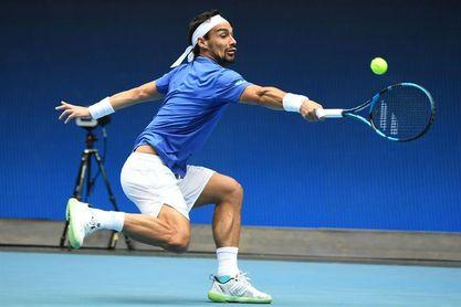 Italia se apunta la primera victoria de la Copa ATP tras superar a Austria