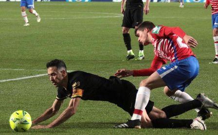 """Koeman: """"El equipo y Messi han respondido de la manera que a mí me gusta""""."""